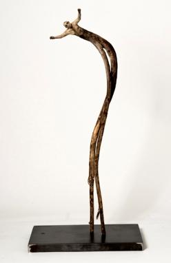 Lazare (2014) (130 x 61 x 36 cm)