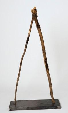 L'Affamé (2011) (122 cm x 56 cm x 22 cm)